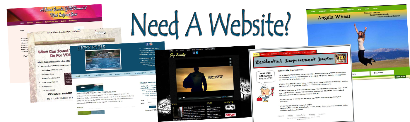 Are You looking for a Web Desiger?